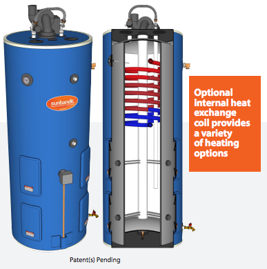 natural gas and propane water heaters
