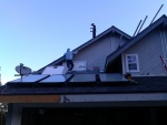 Residential Home - Steep Roof